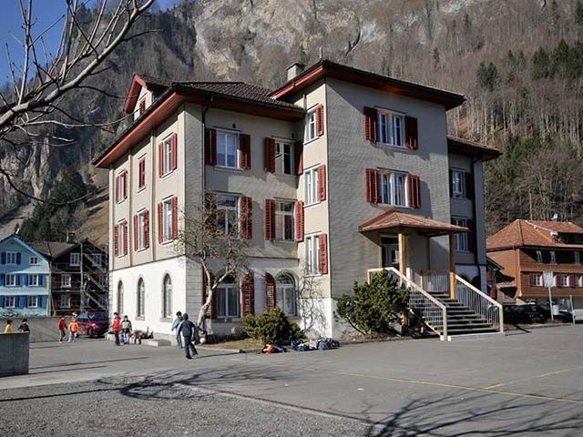 Gebäude der Musikschule Muotathal - Illgau