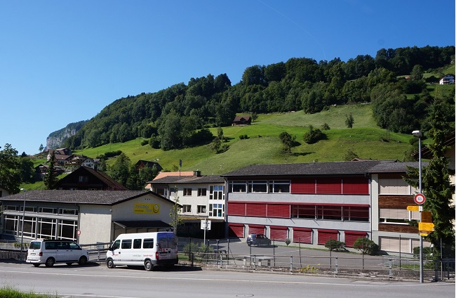 Schulhaus Illgau