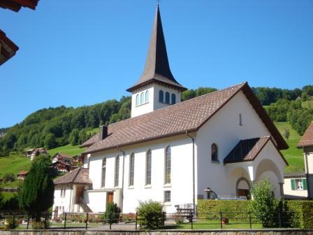 Katholische Kirche Illgau